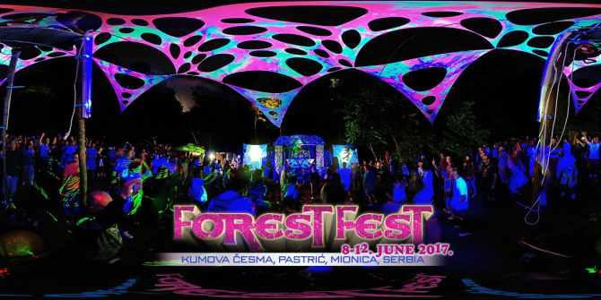 Welcome Moda, muzika, priroda i umetnost! Vidimo se na FOREST FESTU ove nedelje!