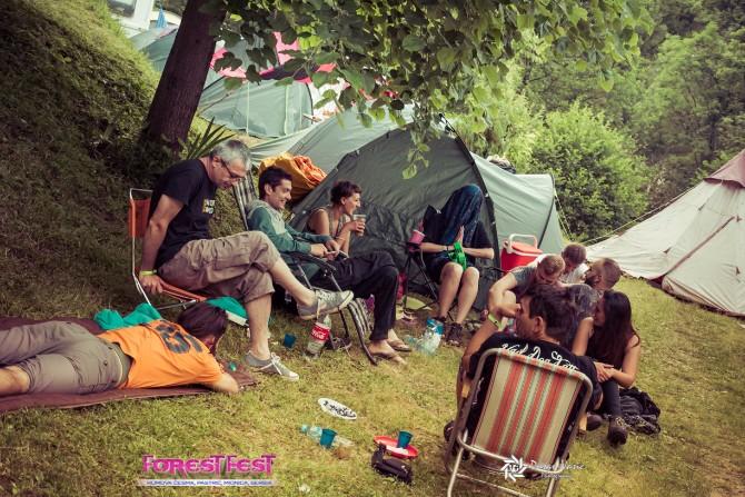forest fest 4 Forest Fest 2017: Festival koji je okupio hippie devojke i kampere Evrope!