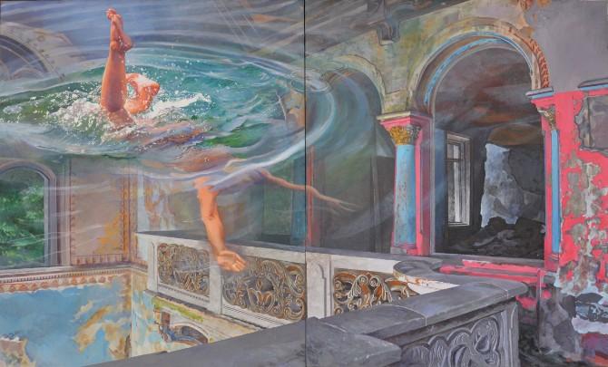 ivana živić 3 Ivana Živić, umetnica koja nas je predstavila na NordArt izložbi