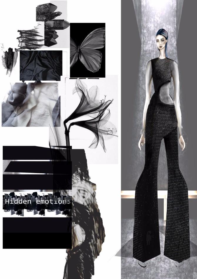 kolaz 3 godina BAFE Studenti Modnog dizajna sa Univerziteta Metropolitan na desetom BAFE u