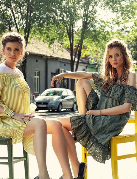 Nina Janković i Tamara Dragičević ponele novu kolekciju brenda Imperial – i sada želimo svaki komad!