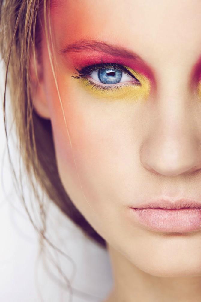 pop of color 2 Pop of Color: Kako da naglasiš i oči i usne, a da ne izgledaš too much? (VIDEO)