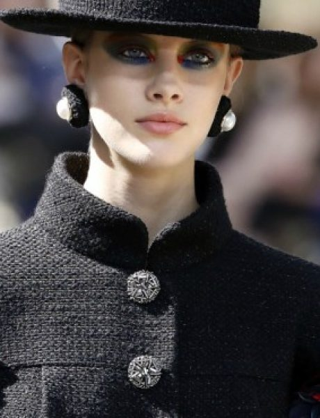 Chanel Couture Fall 2017: Svaki beauty detalj sa revije koji moraš da vidiš