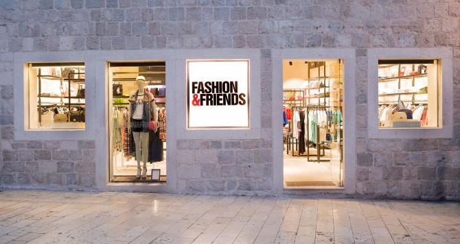 FashionFriends store Pjaca 1 Novi Fashion&Friends store u centru Splita