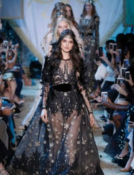 """Game of Thrones"" kao inspiracija za beauty look Elie Saab Couture revije"