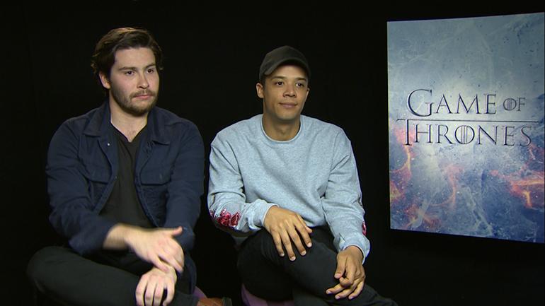 Got intervju Zima je stigla u sred leta: Glumci Danijel Portman i Džejkob Anderson nam otkrivaju šta nas očekuje u novoj sezoni serije Igra prestola!