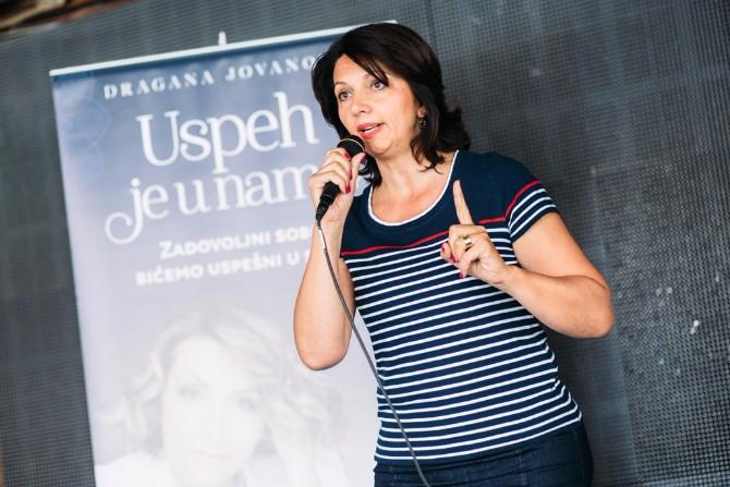 Indira Popadic Dragana Jovanović na 23. Danu za Vas okupila učesnice oko teme autentičnosti i ženske snage
