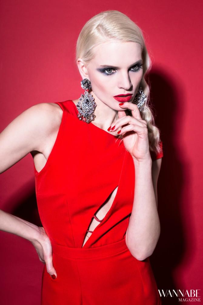 Makeup tutorial Red Carpet Look 1 Makeup tutorial: Red Carpet Look