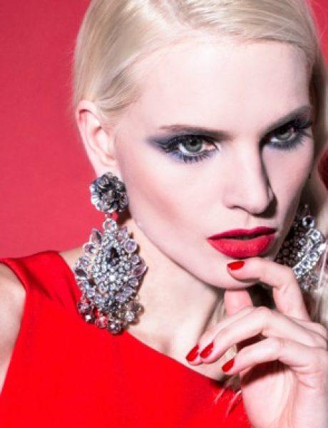 Makeup tutorial: Red Carpet Look