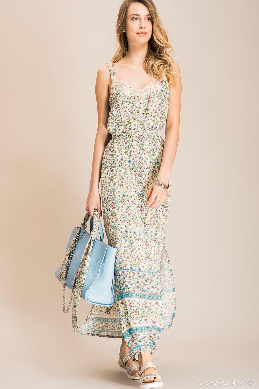 Mona 1 5 boho maksi haljina u kojima ćeš izgledati chic i osećati se cool