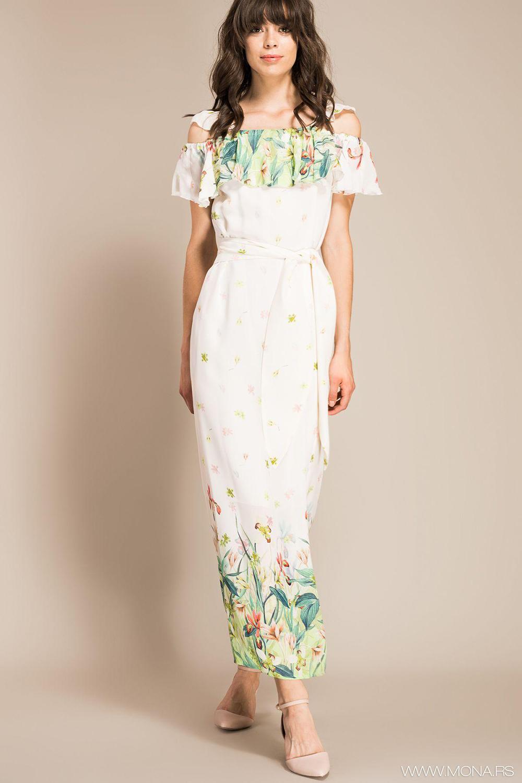 Mona 2 5 boho maksi haljina u kojima ćeš izgledati chic i osećati se cool