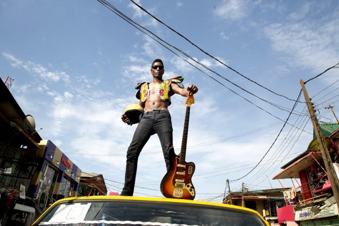 Nigerijska blufank legenda i miljenik srpske publike ponovo svira na Kalemegdanu 27. jula Nigerijska blufank legenda i miljenik srpske publike ponovo svira na Kalemegdanu 27. jula