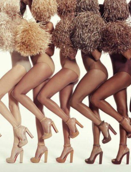 Novo poglavlje u svetu mode: Christian Louboutin kolekcija sandala odgovara baš svakoj boji kože