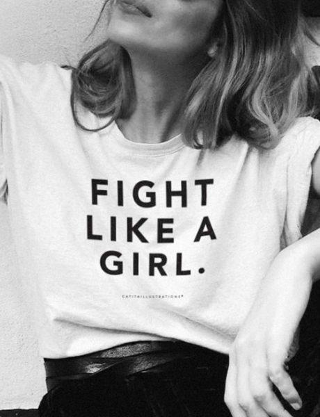 Super-Chic načini da izgledaš odlično u najjednostavnijoj beloj majici
