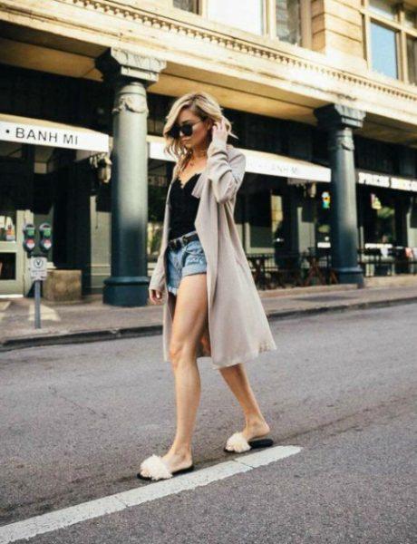 """Trend Alert: Kako da stilizuješ """"čupave"""" papuče koje viđaš svuda"""