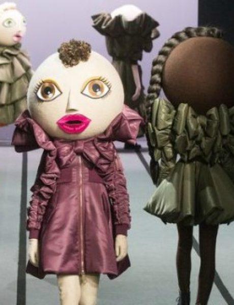 Viktor & Rolf kolekciju na modnoj pisti nosile – lutke!