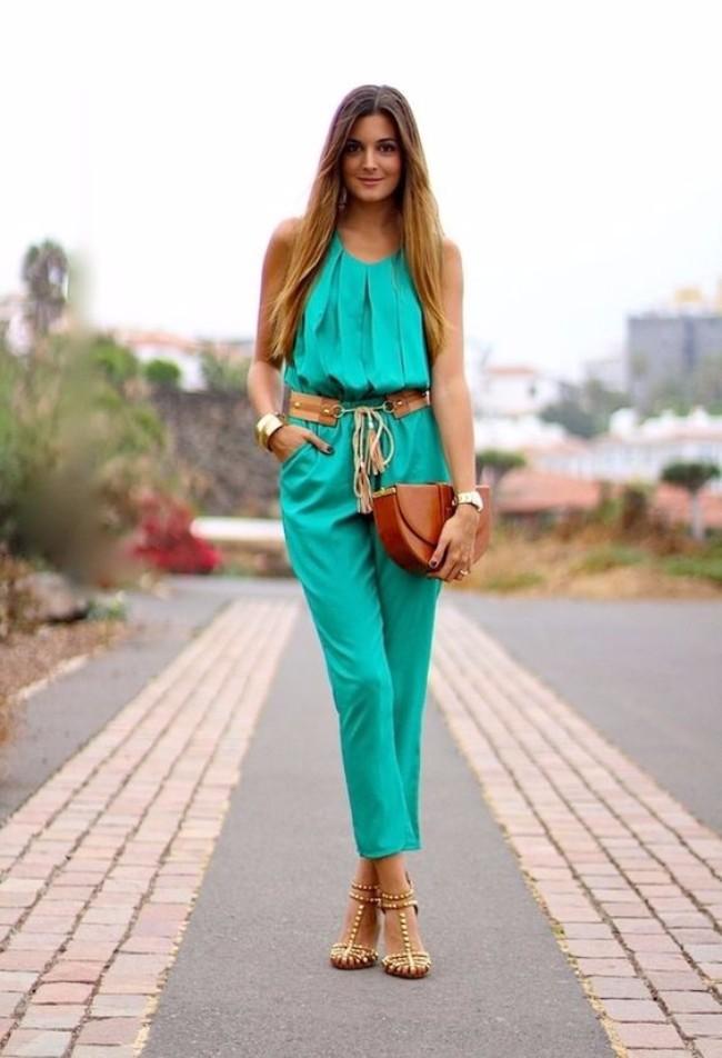 bez i tirkizna Kombinacije boja koje ovog leta stižu kao pravo, stylish osveženje