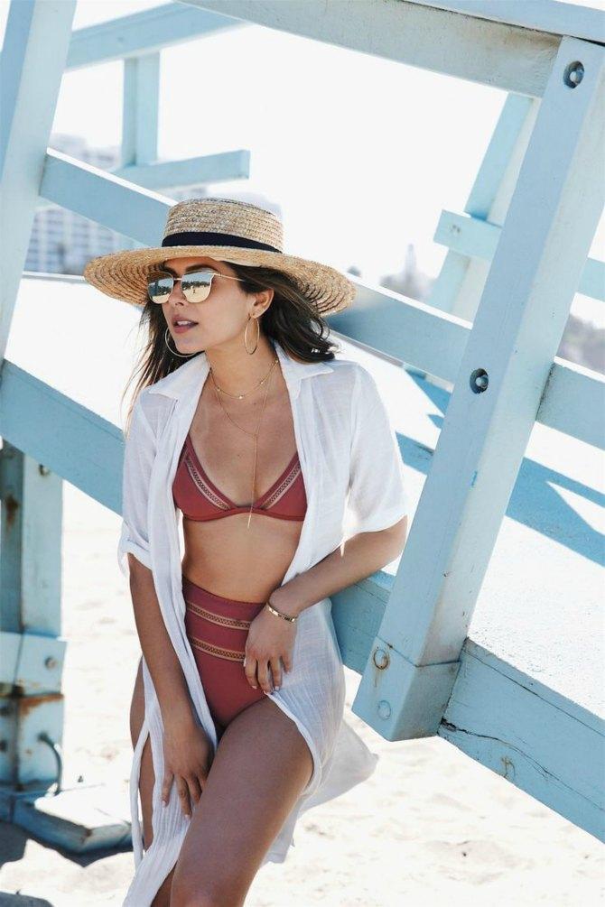 bikini 2 Stilizuj svoj kupaći kostim na 5 različitih načina