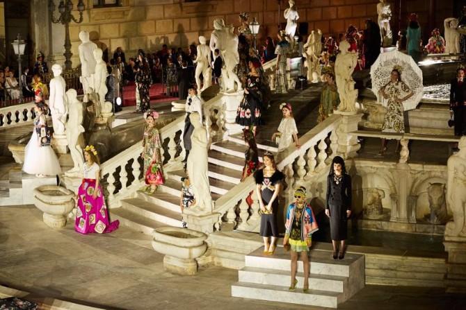 dolce gabanna 7 Sicilijanci to rade bolje: Dolce & Gabanna predstavili svoju Alta Modu u Palermu