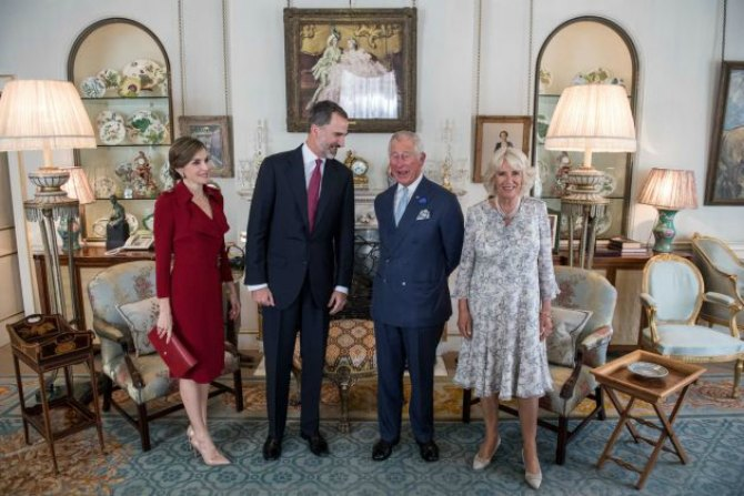kraljica leticija 2 Svojim izgledom i kombinacijama kraljica Leticija oduševila Veliku Britaniju