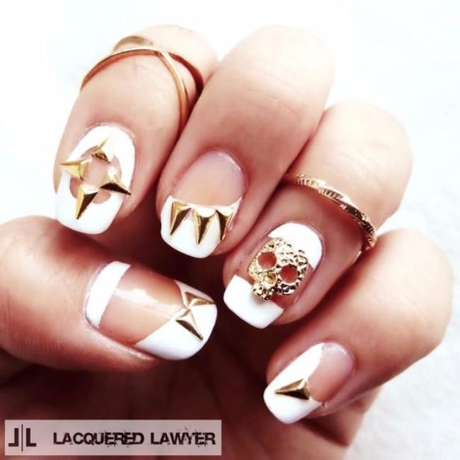 manikir 3 Minimalističke ideje za manikir koji bi nosila i Lejdi Gaga