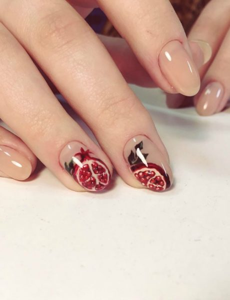 #NailCrush: Voće na noktima je pravi letnji trend