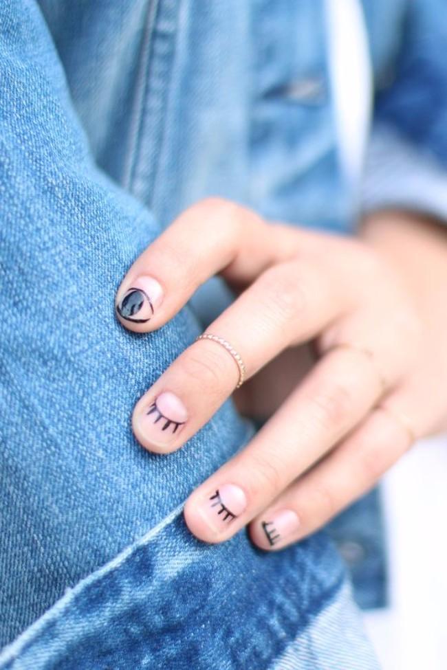 manikir 7 Minimalističke ideje za manikir koji bi nosila i Lejdi Gaga