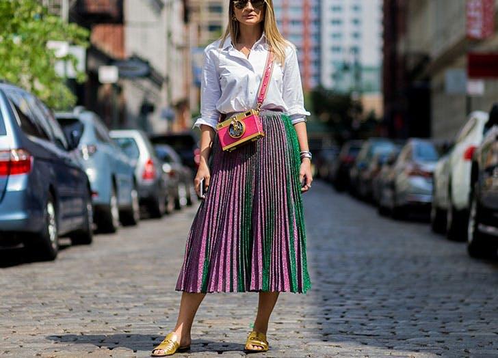 midi suknja 1 #FashionInspo: Sa čim da kombinuješ midi suknju?