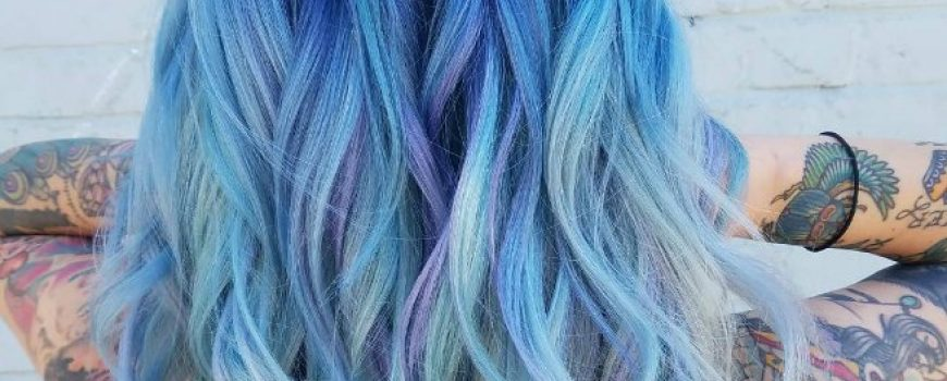 """""""Talasi"""" na Instagramu došli su sa ovom okeanskom bojom kose"""