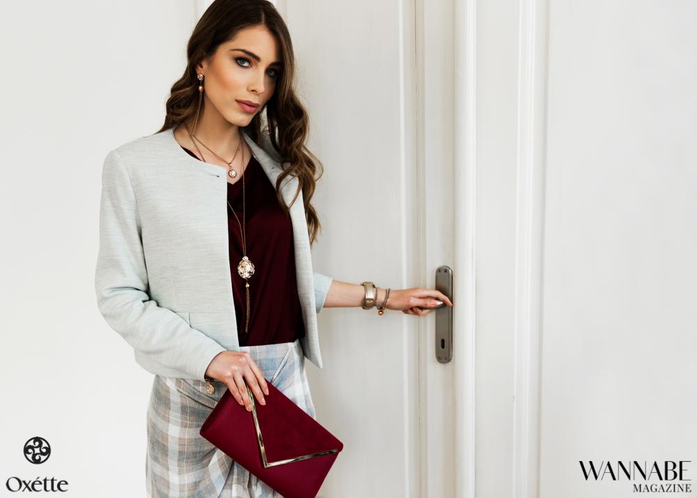 oxette II 2 Za stylish dan u kancelariji: Nakit koji će tvoj business look podići na sasvim novi nivo