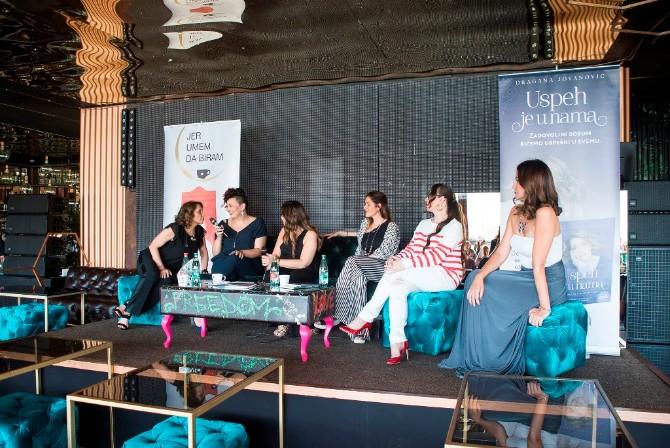 panel Dragana Jovanović na 23. Danu za Vas okupila učesnice oko teme autentičnosti i ženske snage