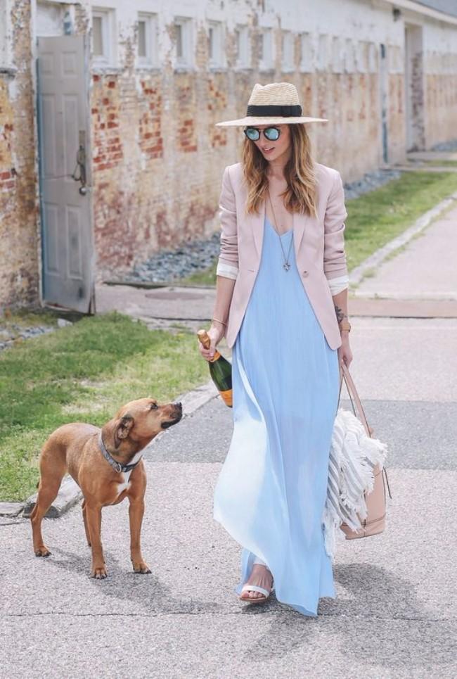 pastelne roze i plava Kombinacije boja koje ovog leta stižu kao pravo, stylish osveženje