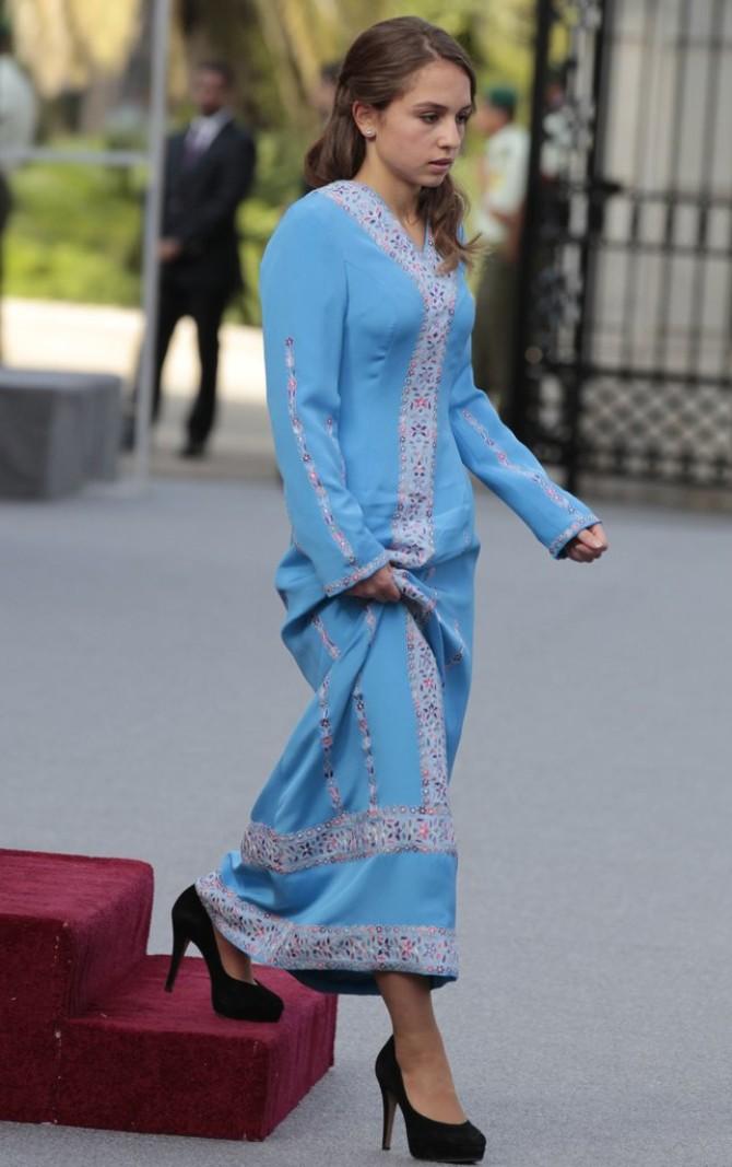 princeza Iman 2 Jordanska princeza preti da postane jedna od velikih stilskih ikona