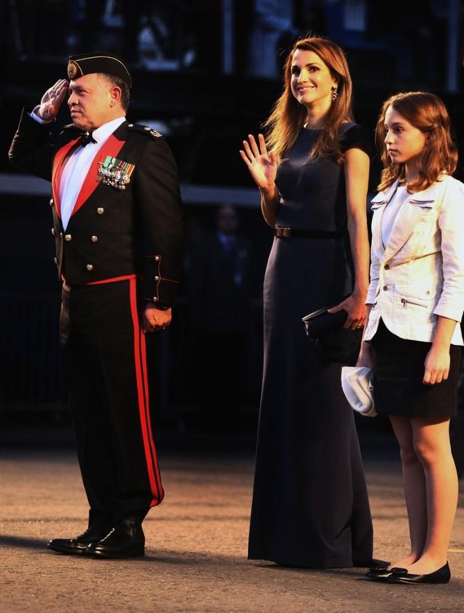 princeza Iman 3 Jordanska princeza preti da postane jedna od velikih stilskih ikona