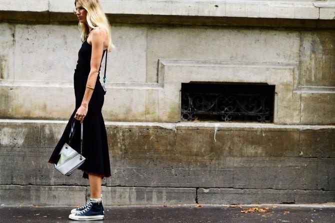 street style 2 Šik street style kombinacije koje su okružile revije u Parizu