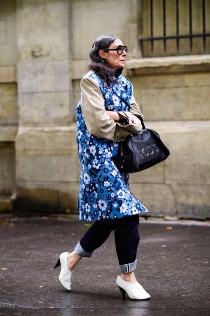 street style 6 Šik street style kombinacije koje su okružile revije u Parizu