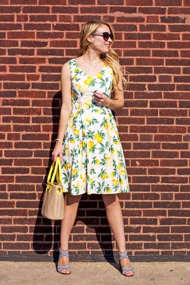 zelena i zuta Kombinacije boja koje ovog leta stižu kao pravo, stylish osveženje
