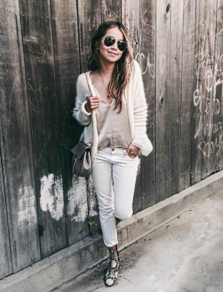 15 načina da beli džins učiniš svojim najvrednijim odevnim komadom ikad
