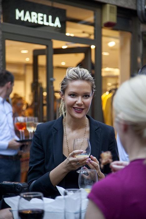 Lena Kovacevic Marella otvaranje Glamurozni italijanski brend MARELLA stigao u Beograd