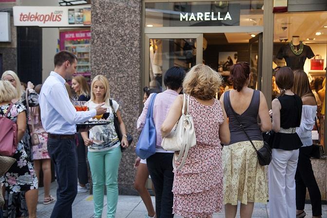 Marella otvaranje Glamurozni italijanski brend MARELLA stigao u Beograd