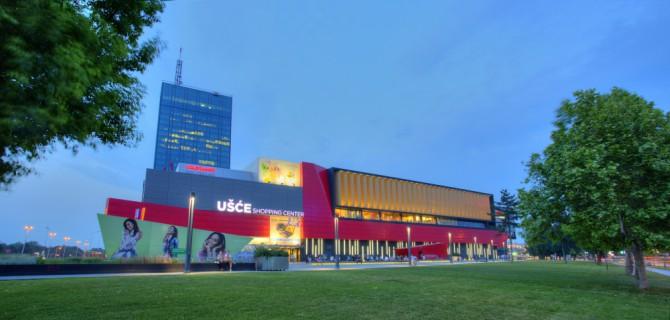 UsceShoppingCenter Festival Počinje škola u UŠĆE Shopping Centru
