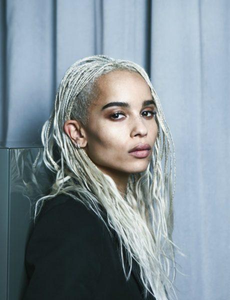 Zoë Kravitz nova globalna ambasadorka za makeup YSL Beauté