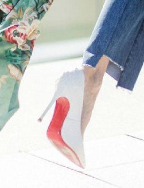 Zašto je đon Christian Louboutin cipela crvene boje?