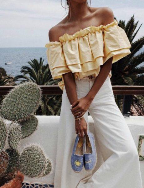 Stilske ideje za savršeno udoban i moderan avgust