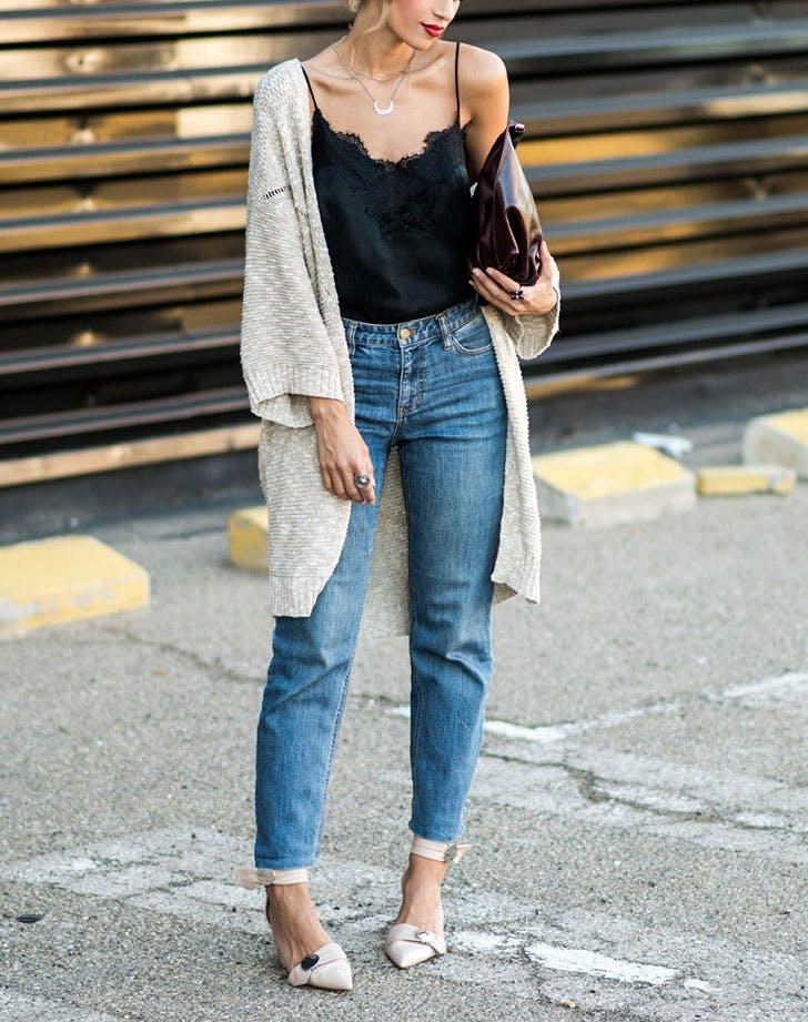 dzins 1 #FashionInspo: Kako da nosiš farmerke sa visokim strukom?