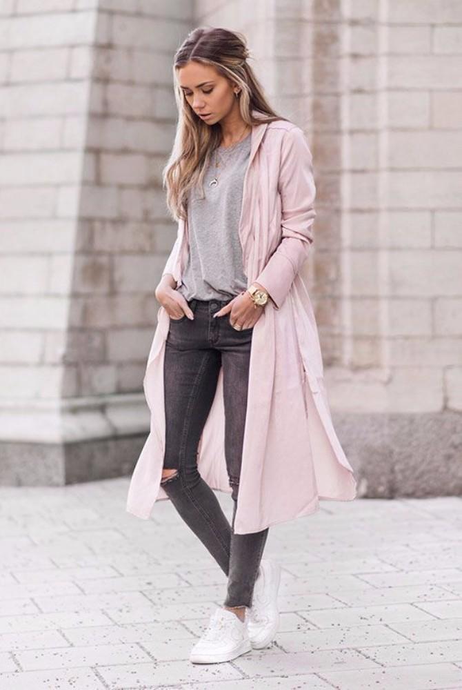 modni trend patike autfit 1 Jesenje kombinacije koje će izgledati savršeno uz tvoje patike