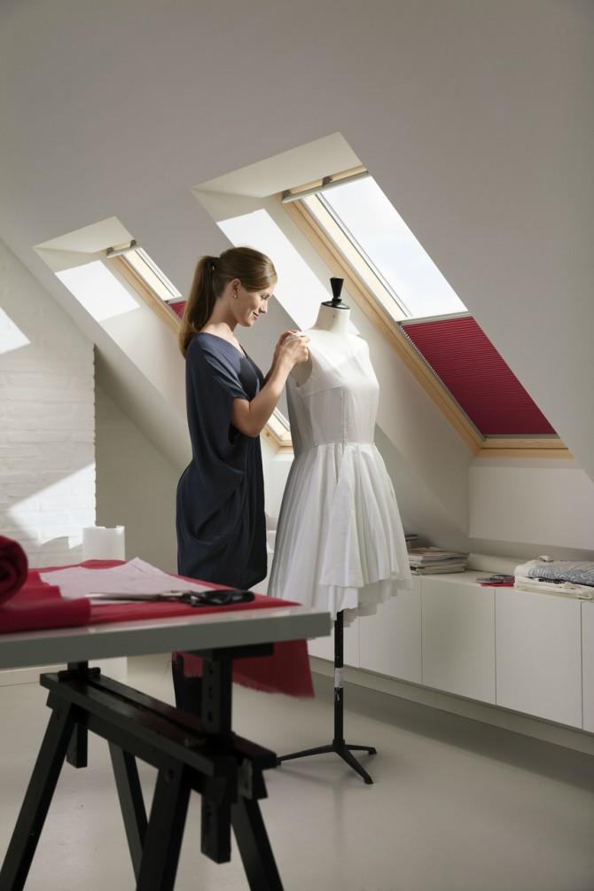 velux krovni prozori i roletne Sve što ti je potrebno za savršeno uređeno potkrovlje
