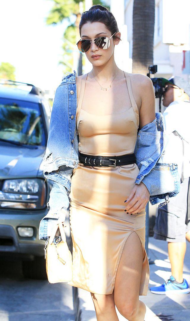 čvrsta haljina #InstaOfficial: Svi prate No Bra trend!