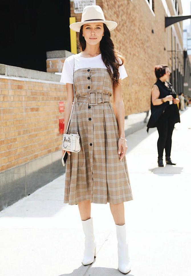 4 7 #FashionInspo: Kako da stilizuješ plitke čizme ove jeseni