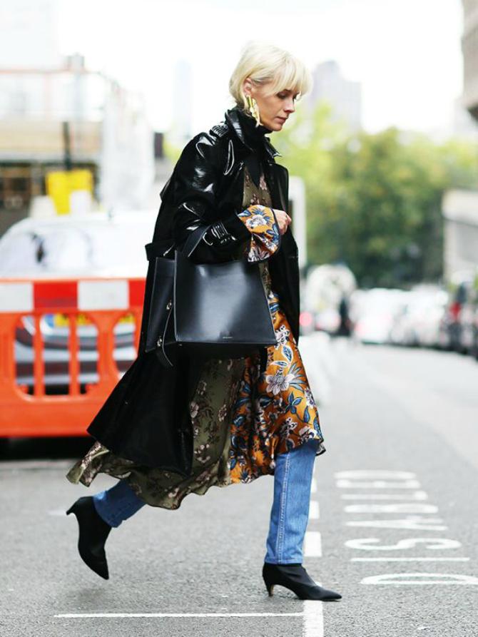 5 5 Najbolji street style autfiti sa Nedelje mode u Londonu koji diktiraju modne trendove